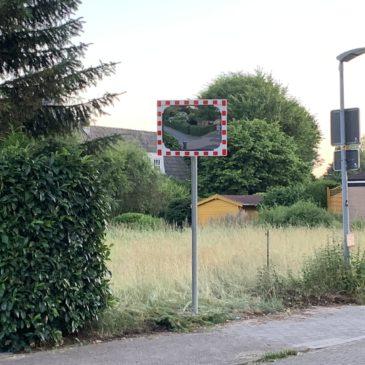 Verkehrssicherheit in der Feldstraße verbessert
